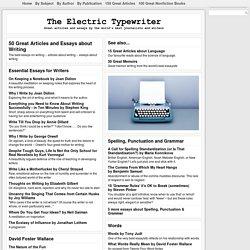 an analysis of literary elements in annie dillards essay Download-theses mercredi 10 juin 2015 wij willen hier een beschrijving geven maar de site die u nu bekijkt staat dit niet toe an analysis of literary elements in.