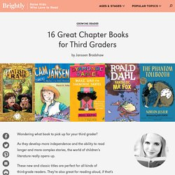 16 Great Chapter Books for Third Graders