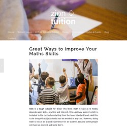 Great Ways to Improve Your Maths Skills in Enfield, London