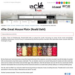 «The Great Mouse Plot» (Roald Dahl) — Anglais