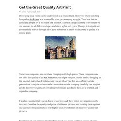 Get the Great Quality Art Print – Telegraph
