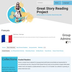 - Great Story Reading Project