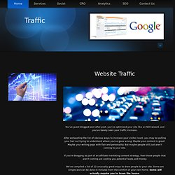 Great Ways to Drive Traffic to Your Site