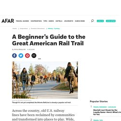 8 Great Rail Trails in the United States