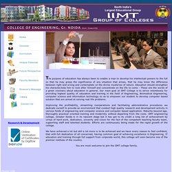 IIMT, Greater Noida - Top Engineering College in Delhi-NCR