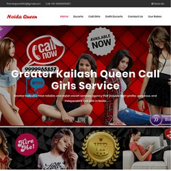 Call girls Greater Kailash