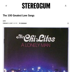 The 100 Greatest Love Songs