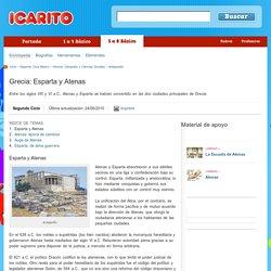 Grecia: Esparta y Atenas