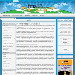 Forum mondial des alternatives - FMA
