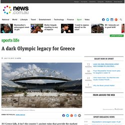 Greece debt crisis: Are Athens Olympic Games of 2004 to blame?
