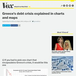 12 charts and maps that explain the Greek crisis