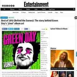 Green Day's '¡Uno!' album art inspiration