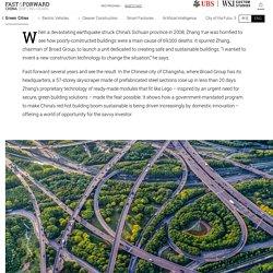 Green city innovation