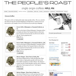 The People's Roast
