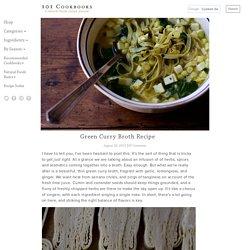 Green Curry Broth Recipe