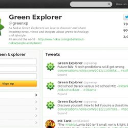 Green Explorer (greenxp) on Twitter
