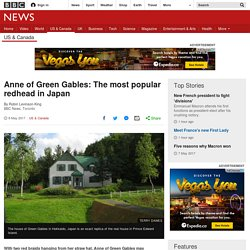 Anne of Green Gables: The most popular redhead in Japan