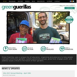 green guerillas