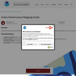 Green Infrastructure Mapping Guide