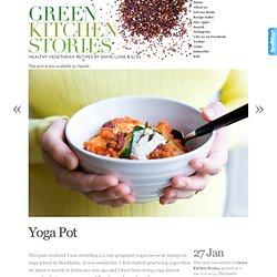 Yoga Pot