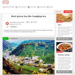 Best green tea is Longjing tea - Chinese tea – CCHATTY