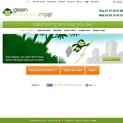 Blog Green Monkeys