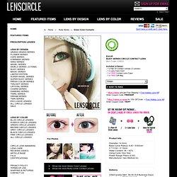 Green Nudy Circle Lens - LensCircle.com