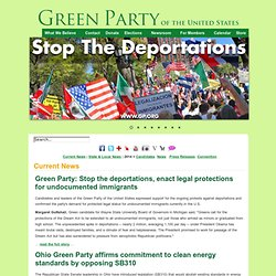 the Green Party of the United States