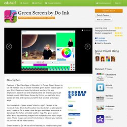 Green Screen by Do Ink Reviews