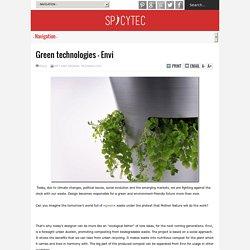 Green technologies – Envi
