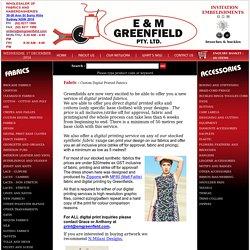 E&M GREENFIELD WHOLESALE FABRICS WHOLESALE SILK WHOLESALE ACCESSORIES