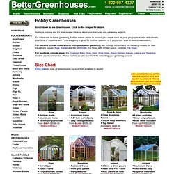 Greenhouses for sale-backyard-garden-wide selection of kits