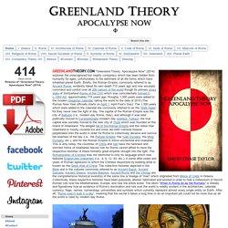 Greenland Theory