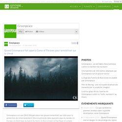 Greenpeace : news, Définition, photos, vidéos, fonds d'écran, membres