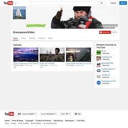 Kanaal van GreenpeaceVideo