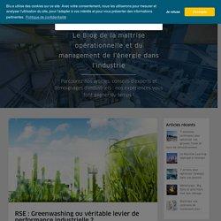 RSE : Greenwashing ou véritable levier de performance industrielle ?