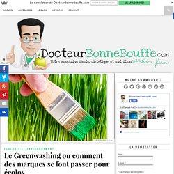 Greenwashing: quand les marques se font passer pour écolos