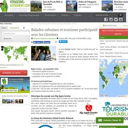 Global Greeter - Balades avec le réseau International des Greeters