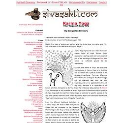 Gregorian Bivolaru - Karma Yoga