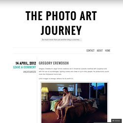 The Photo Art Journey