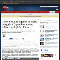 Grenoble a une adjointe au maire déléguée à l'open data et veut utiliser des logiciels libres