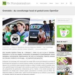 Grenoble : du covoiturage local et gratuit avec OpenCar