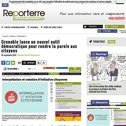 Grenoble lance un nouvel outil démocratique pour rendre la parole aux citoyens
