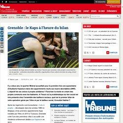 Grenoble : le Kaps à l'heure du bilan