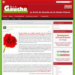 A l'image de Grenoble, maintenant bâtissons une nouvelle gauche !