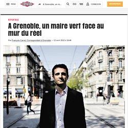 A Grenoble, un maire vert face au mur du réel