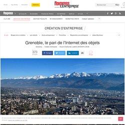 Grenoble, le pari de l'Internet des objets