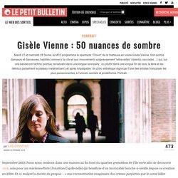 Théâtre et danse Grenoble : Portrait - Gisèle Vienne : 50 nuances de sombre - article publié par Aurélien Martinez
