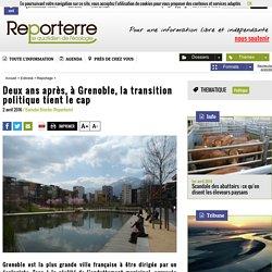 Deux ans après, à Grenoble, la transition politique tient le cap