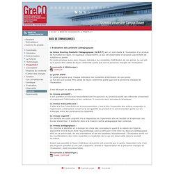 Evaluer produits pédago - dossier GreCO